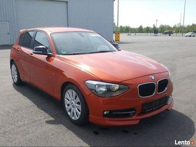 używany BMW 116 1er Lim. 1.6 i 136 KM 2013