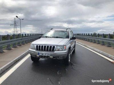 używany Jeep Grand Cherokee 2.7