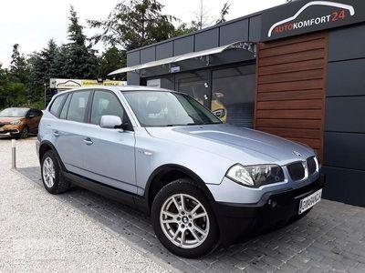 używany BMW X3 I (E83) Gwarancja-Jeden Właściciel-Org km- Serwis