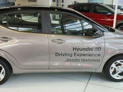 "używany Hyundai i10 Comfort +Pakiet tech + 15"" aluminium II (2013-)"