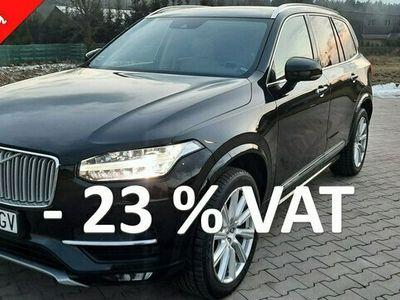 używany Volvo XC90 XC 90*Inscription*salon polska*serwis A.S.O. II (2014-)