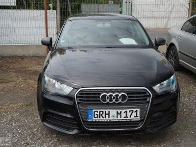 używany Audi A1 I (8X) 1.2 benzyna