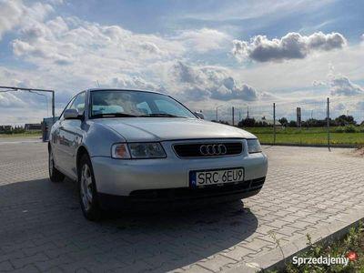 używany Audi A3 8L 1.8 125km Ambition gaz 1999r