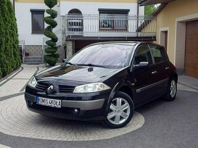 używany Renault Mégane II 2dm 135KM 2003r. 143 000km