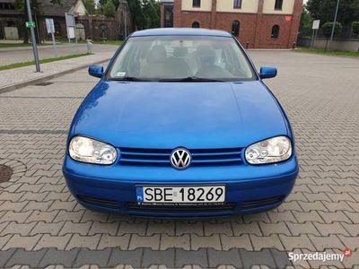 używany VW Golf IV 2004 r. poj. 2.0 benzyna + gaz