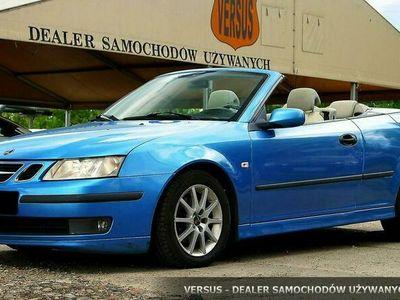 używany Saab 9-3 Cabriolet 1.9TiD 150hp Automat Skóry Zamiana Raty II (2003-2011)