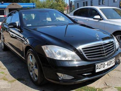 używany Mercedes S450 Klasa S W221 450* LPG * Gwarancja !