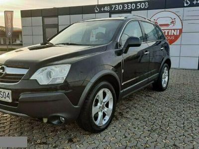 używany Opel Antara 2dm 150KM 2007r. 249 786km