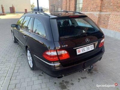 używany Mercedes E320 3dm 224KM 2006r. 366 000km
