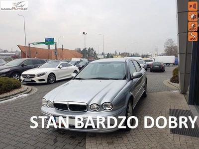używany Jaguar X-type I Samochód godny polecenia, stan bardzo dobry, 2.0D