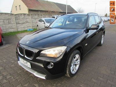 używany BMW X1 2dm 143KM 2011r. 152 000km