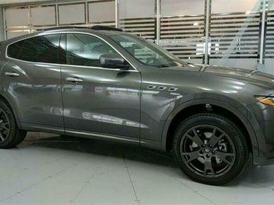 używany Maserati Levante 3dm 430KM 2018r. 17 017km