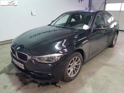 gebraucht BMW 318 seria 3 2dm3 150KM 2017r. 22 176km Seria 3 d