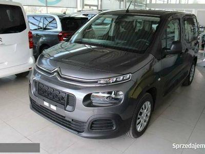 używany Citroën Berlingo 1.5dm 100KM 2019r. 2km