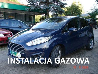 używany Ford Fiesta 1,4 Benz. + LPG 97 KM Super stan techn. i wizualny Mk7 (2008-)