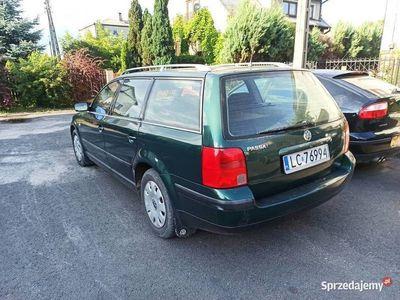 używany VW Passat b5 1.8turbo