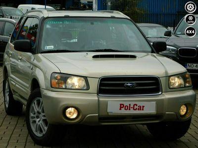 używany Subaru Forester 2.5dm 260KM 2005r. 180 000km
