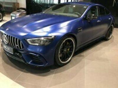 używany Mercedes AMG GT Mercedes-AMG GT 63 S 4MATIC+ nowy z 2019