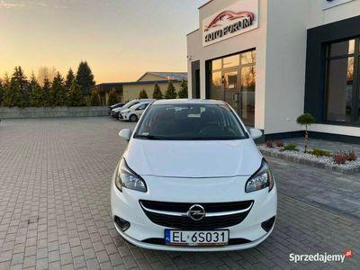 używany Opel Corsa E VAN 1.3 CDTI 2016 r Salon Polska