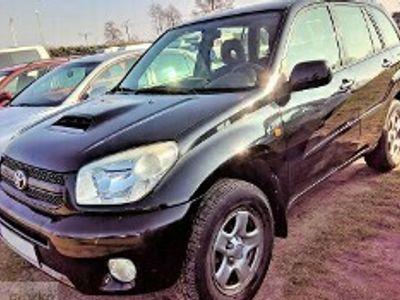 używany Toyota RAV4 II 2,0 d4d, 116KM, hak
