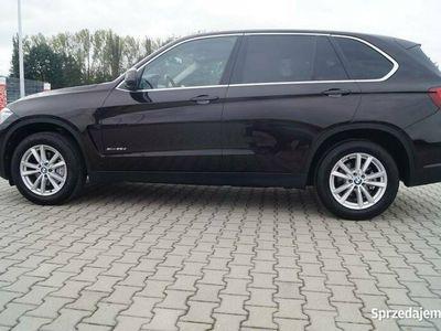 używany BMW X5 2dm 218KM 2014r. 121 000km