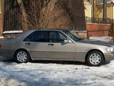 używany Mercedes S320 W140 Super Stan