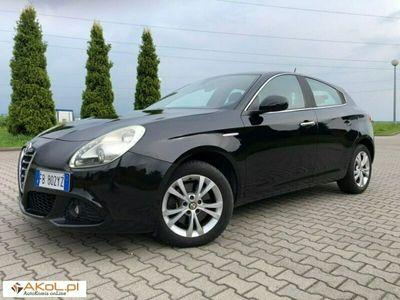 używany Alfa Romeo Giulietta 1.4dm 170KM 2010r. 138 000km