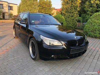 używany BMW 525 e612.5D 177 koni alu r18