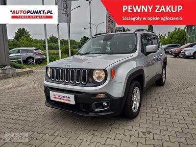 używany Jeep Renegade I rabat: 1% (500 zł) Polski Salon