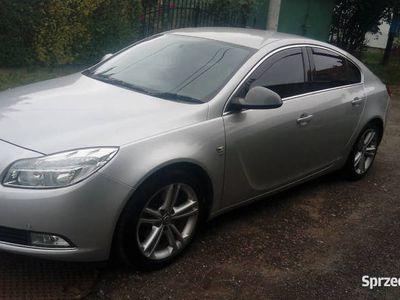 używany Opel Insignia 2.0 TURBO 220KM