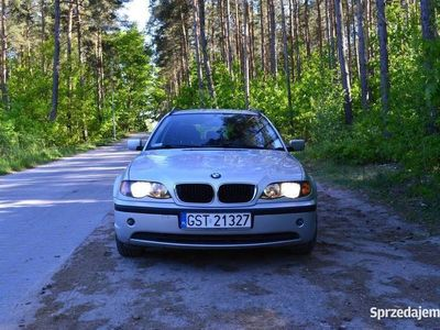 używany BMW 320 E46 D 150KM od osoby prywatnej
