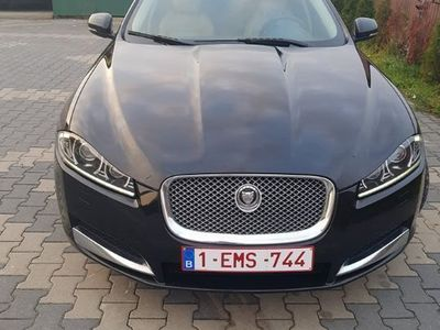 używany Jaguar XF X250