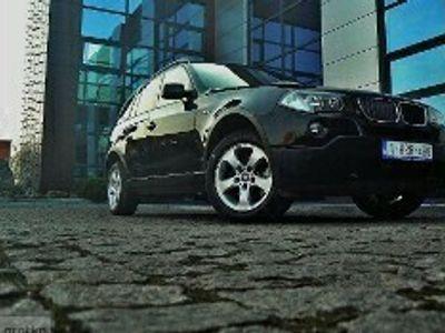 używany BMW X3 I (E83) 2.0d.150 Sport Pakiet 4x4 Skóra Led Serwis Gwarabcja