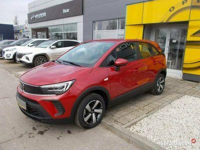 używany Opel Crossland X 1.2dm 110KM 2021r. 6km