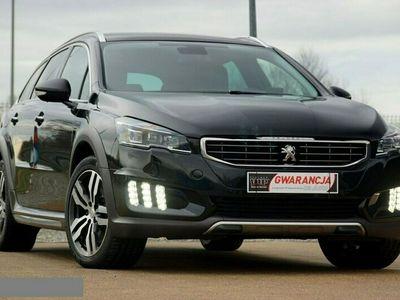 używany Peugeot 508 2dm 180KM 2018r. 179 900km