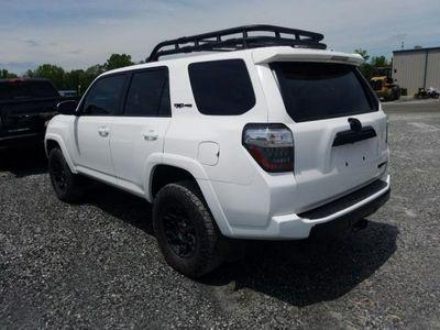 używany Toyota 4 Runner SR5 V6 benz. 4.0 270KM autom. 4x4 2019
