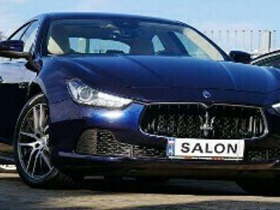 używany Maserati Ghibli 3,0d 275 Lift GranSport Harman/Kardon Pamięci
