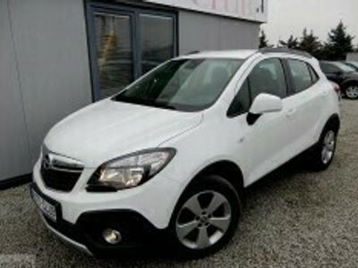 używany Opel Mokka CDTi 136 KM Klima Tempomat Pełen Serwis Gwarancja