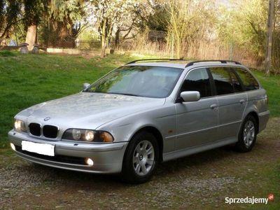 używany BMW 525 d 530d 163KM e39 kombi Lift 2003 r