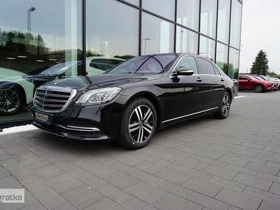 używany Mercedes 350 Klasa S W222LONG/ Nightview/ Head-Up/ Dach Panoramiczny/ Dostępny od ręki!