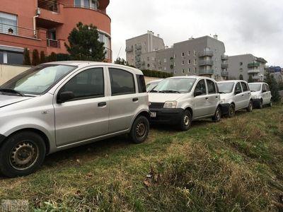 brugt Fiat Panda II VAN 2006 SALON PL 1 właściciel VAT-1a VAT23%