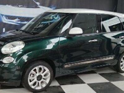 używany Fiat 500L LIVING / 7 OSÓB / CLIMATRONIC / SERWISOWANY