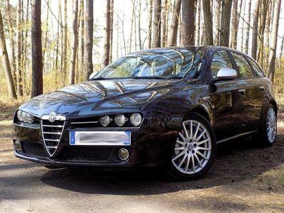 used Alfa Romeo 159 I 2.4 JTDM.200KM.NAVI.skóra!klimatronic!Xenony!