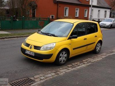 używany Renault Scénic II 1,9 DCI Ciężarowy VAT