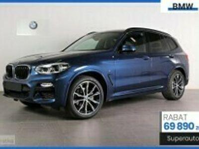 używany BMW X3 G01 2.0 xDrive30e (184KM) | M SPORT | + Business Class + ConnectedDrive