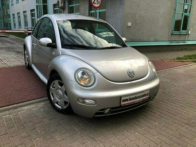 używany VW Beetle New1.8T Manual Klima Skóra I (1998-2010)