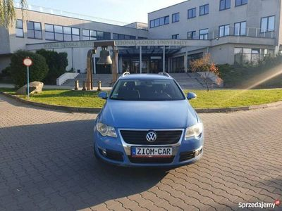 używany VW Passat B6 2.0 140KM