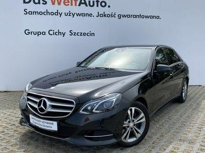 używany Mercedes E250 2.2dm 204KM 2013r. 140 058km
