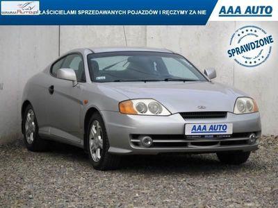 używany Hyundai Coupé 1.9 2002r.
