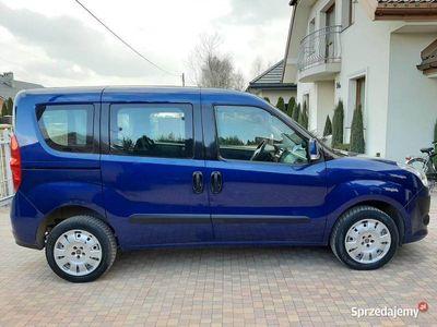 używany Fiat Doblò 1.4 benzyna tylko 90000 km 5 osobowy